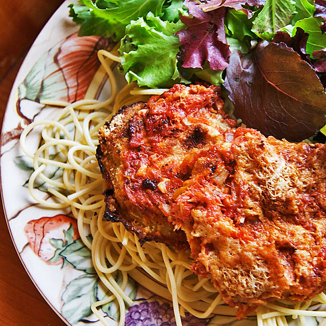 Fried-Green-Tomato-Parmesan