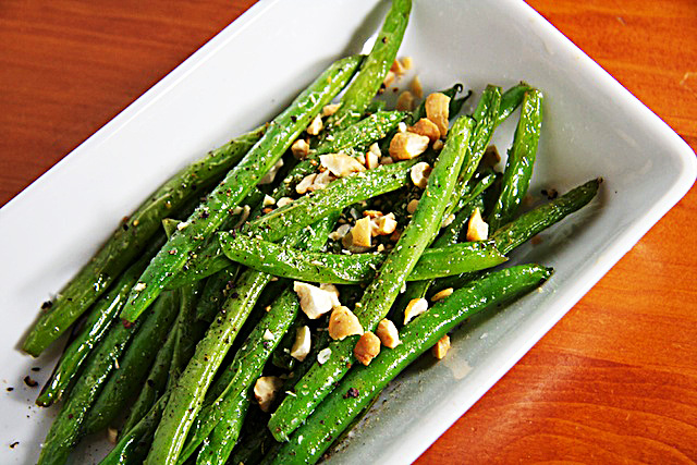 Green beans as fries the messy baker for Best green vegetable recipes
