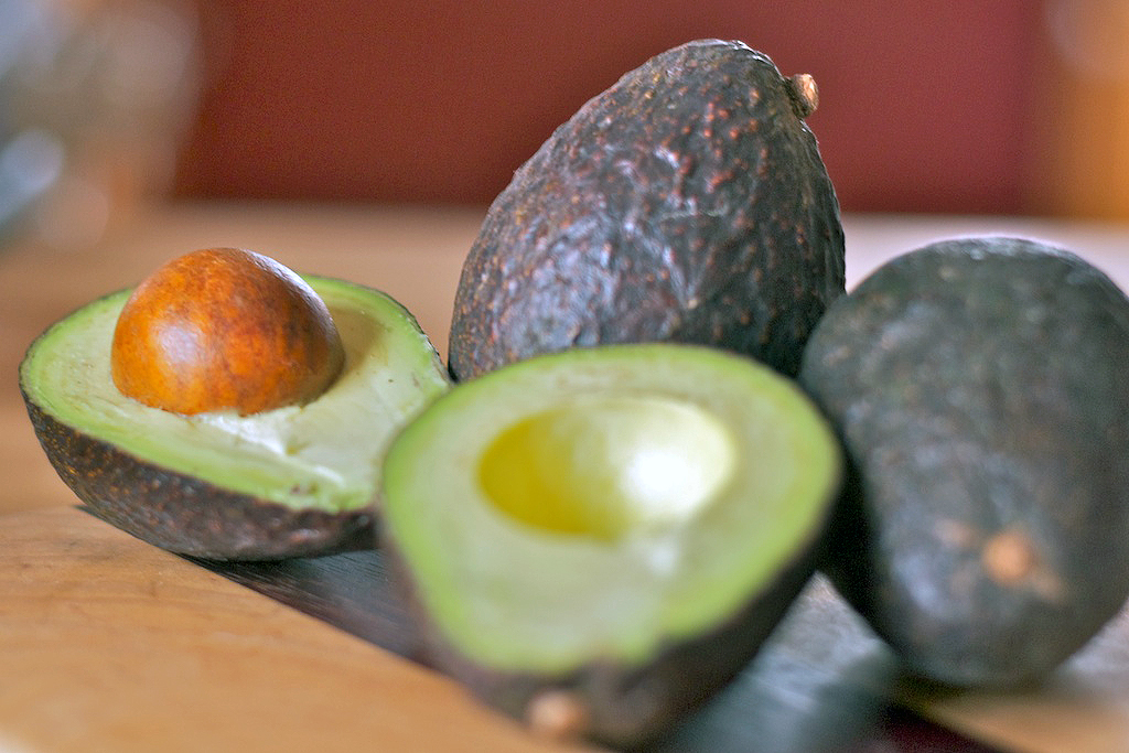 Avocados, just itching to be used - The Messy Baker