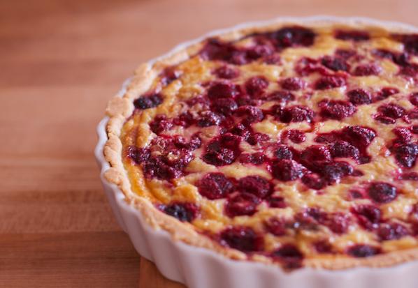 Raspberry Peach Pie Themessybaker Com