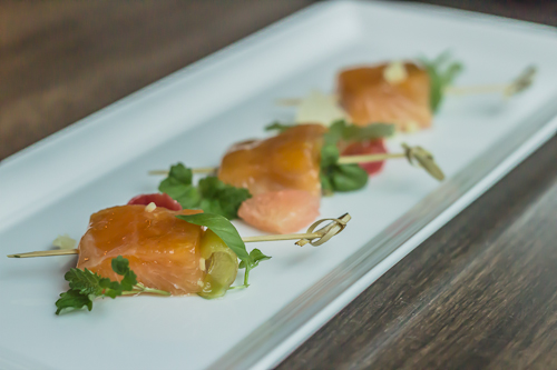 Salt-Cured Arctic Char