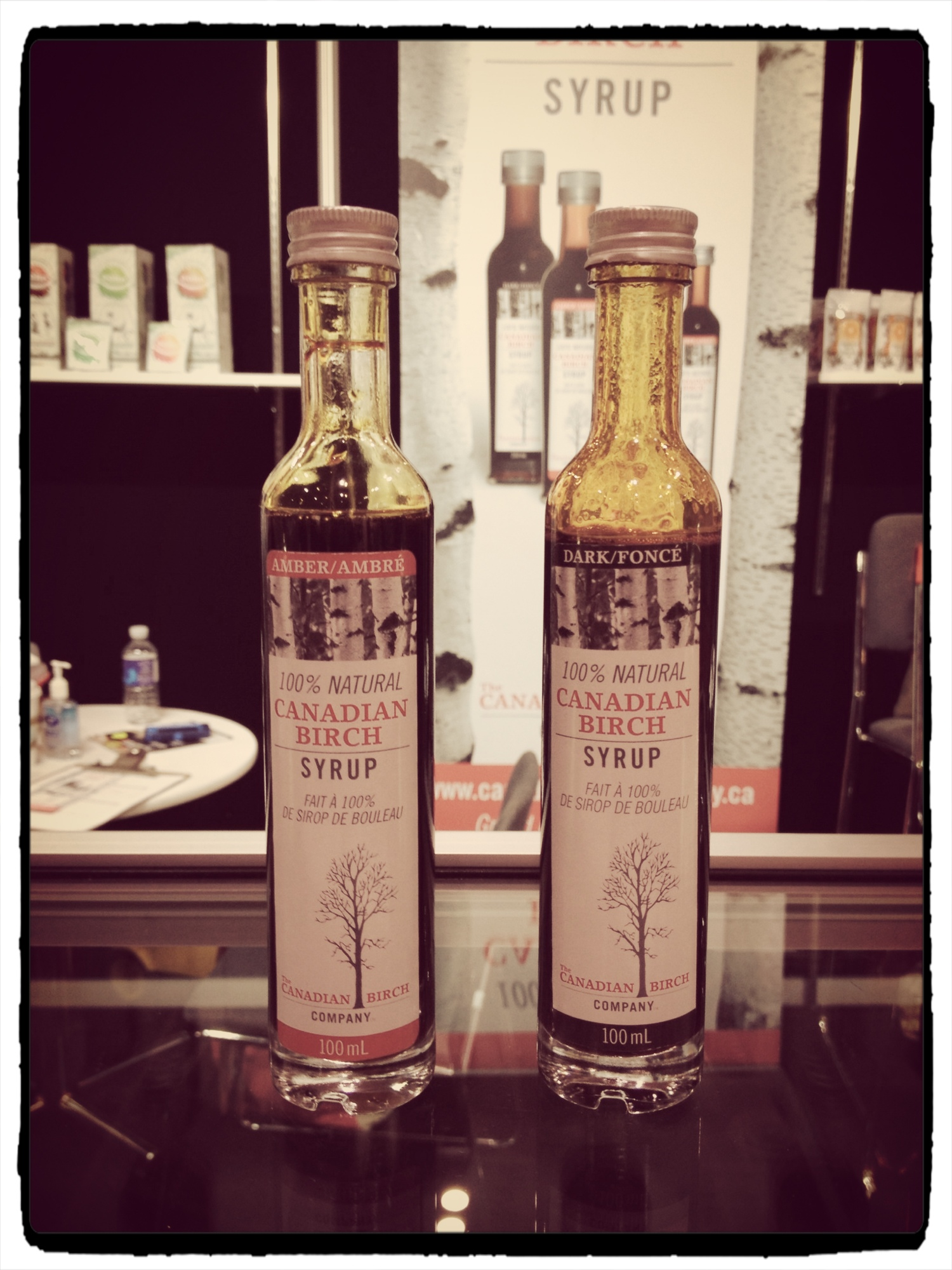 Pure Birch Syrup from SIAL Canada 2013 - The Messy Baker.com
