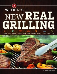 Weber-New Real Grilling