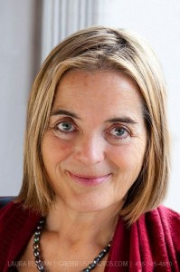 Naomi Duguid, author of Burma: Rivers of Flavor