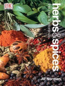 My favourite DK book - Herbs & Spices by Jill Norman.