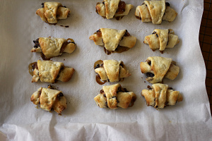 Rugelach - an impressive holiday cookie that's easy to make.