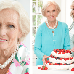 Mary Berry, The Queen of Cakes