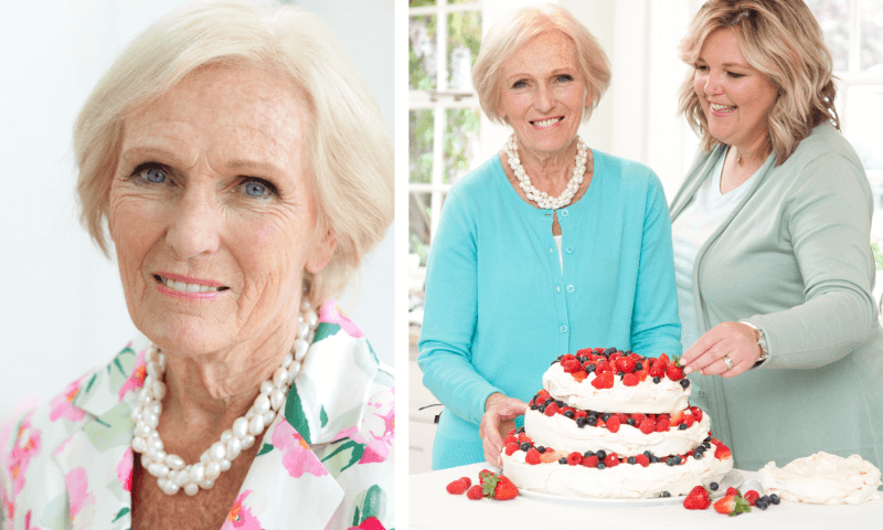 My interview with Mary Berry, The Queen of Cakes